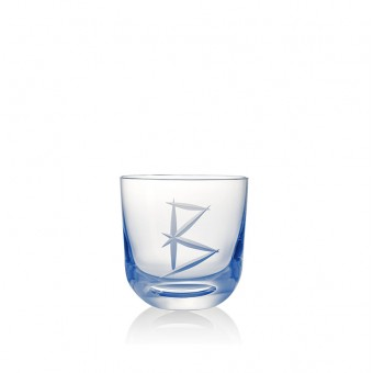 Glass B 200 ml Blue