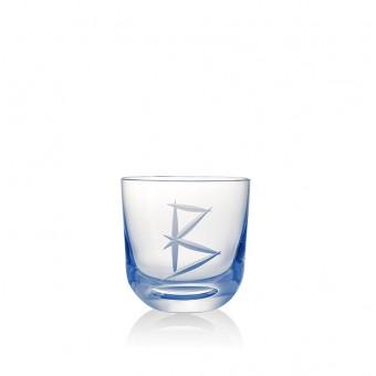 Sklenice B 200 ml blue