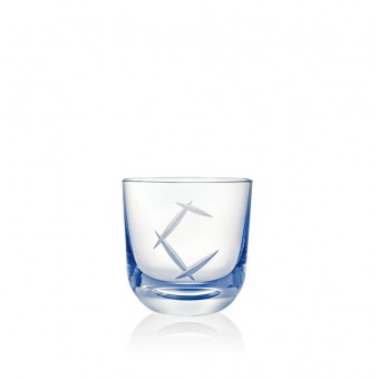 Glass C 200 ml Blue