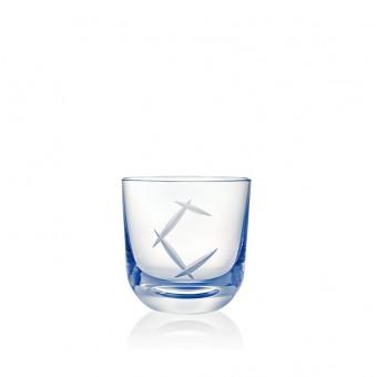 Sklenice C 200 ml blue