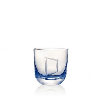 Sklenice D 200 ml blue