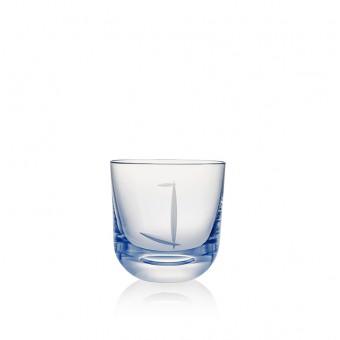 Glass J 200 ml Blue