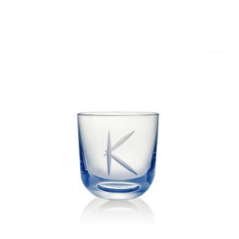 Glass K 200 ml Blue