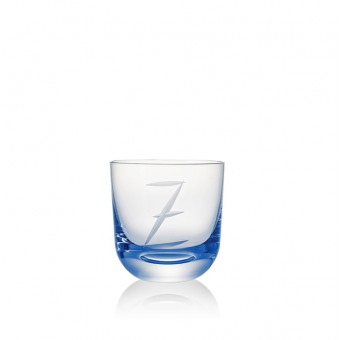 Glass Z 200 ml Blue
