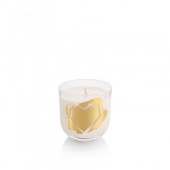 Love I Candle 9 cm crystal