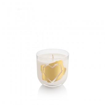 Svíčka Love I 9 cm crystal