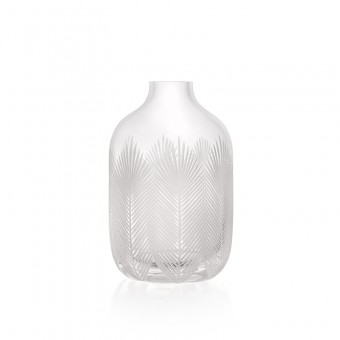 Diffuser Feather 24 cm crystal