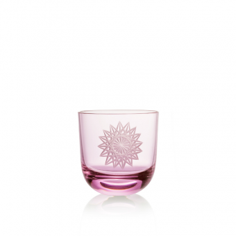 Sklenice Stella II 200 ml pink