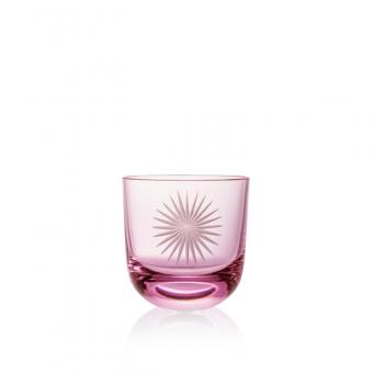 Sklenice Stella I 200 ml pink