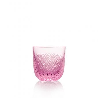 Sklenice Grass II 200 ml pink