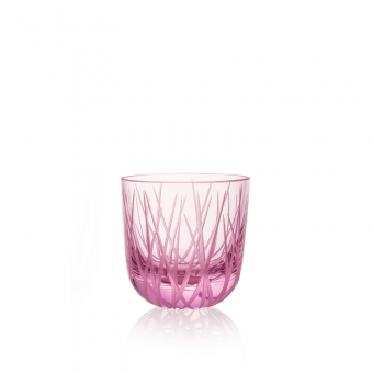 Grass Glass 200 ml Pink
