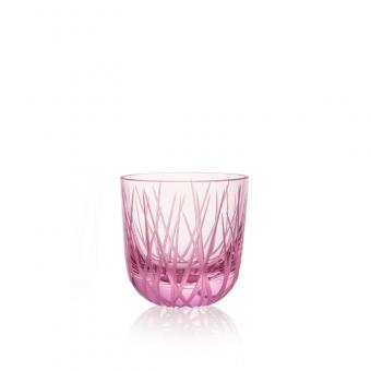 Sklenice Grass 200 ml pink