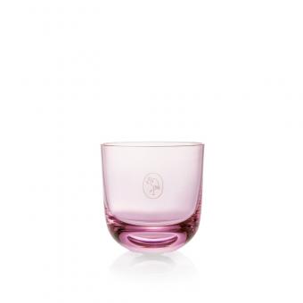 Sklenice Rückl 200 ml pink