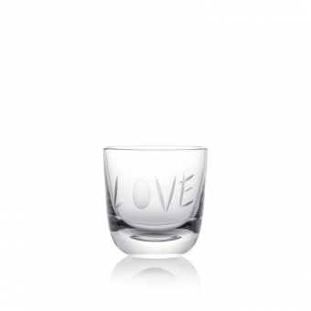 Love Glass II 200 ml Crystal