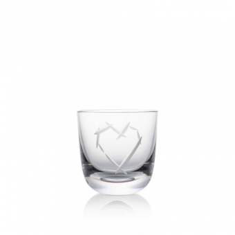 Love Glass I 200 ml Crystal