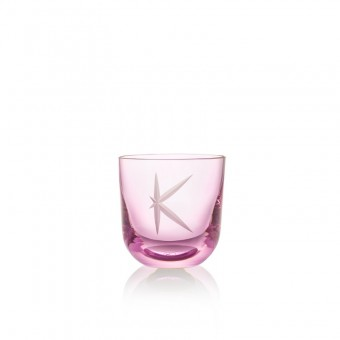 Glass K 200 ml Pink