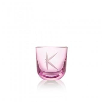 Sklenice K 200 ml pink