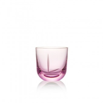 Glass L 200 ml Pink