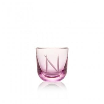 Glass N 200 ml Pink