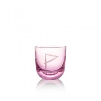 Glass P 200 ml Pink