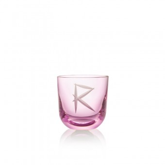 Glass R 200 ml Pink