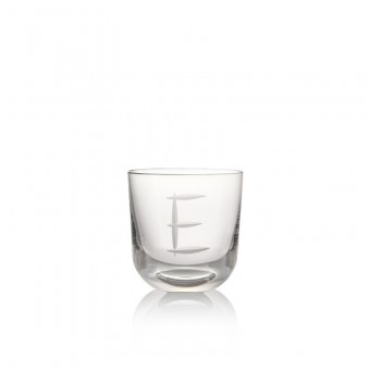 Glass E 200 ml Crystal