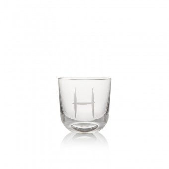Glass H 200 ml Crystal