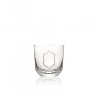 Sklenice O 200 ml crystal