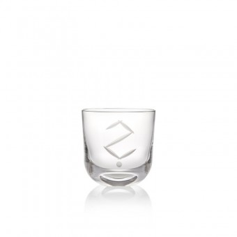 "Glass ""?"" 200 ml Crystal"