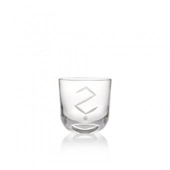 "Sklenice ""?"" 200 ml crystal"