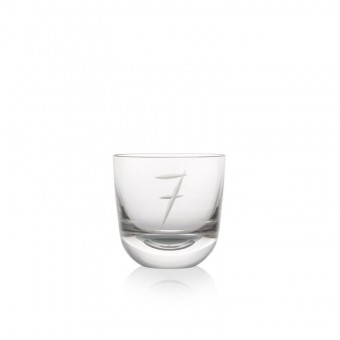 Glass number 7 200 ml Crystal