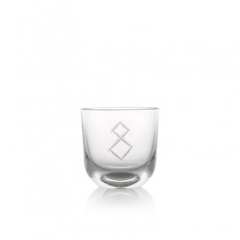 Glass number 8 200 ml Crystal