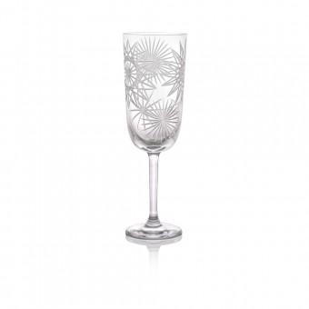 Champagne glass Krakatit