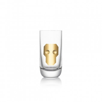 High ball glass Hamlet Gold
