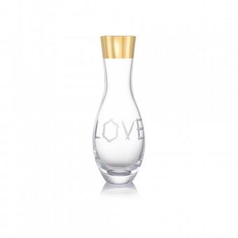 Vase Love Gold 34 cm