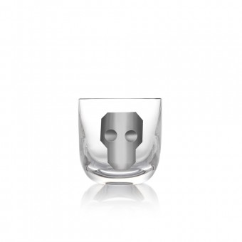 Whiskey glass Hamlet Platinum