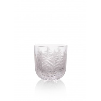 Feather Glass 200 ml crystal