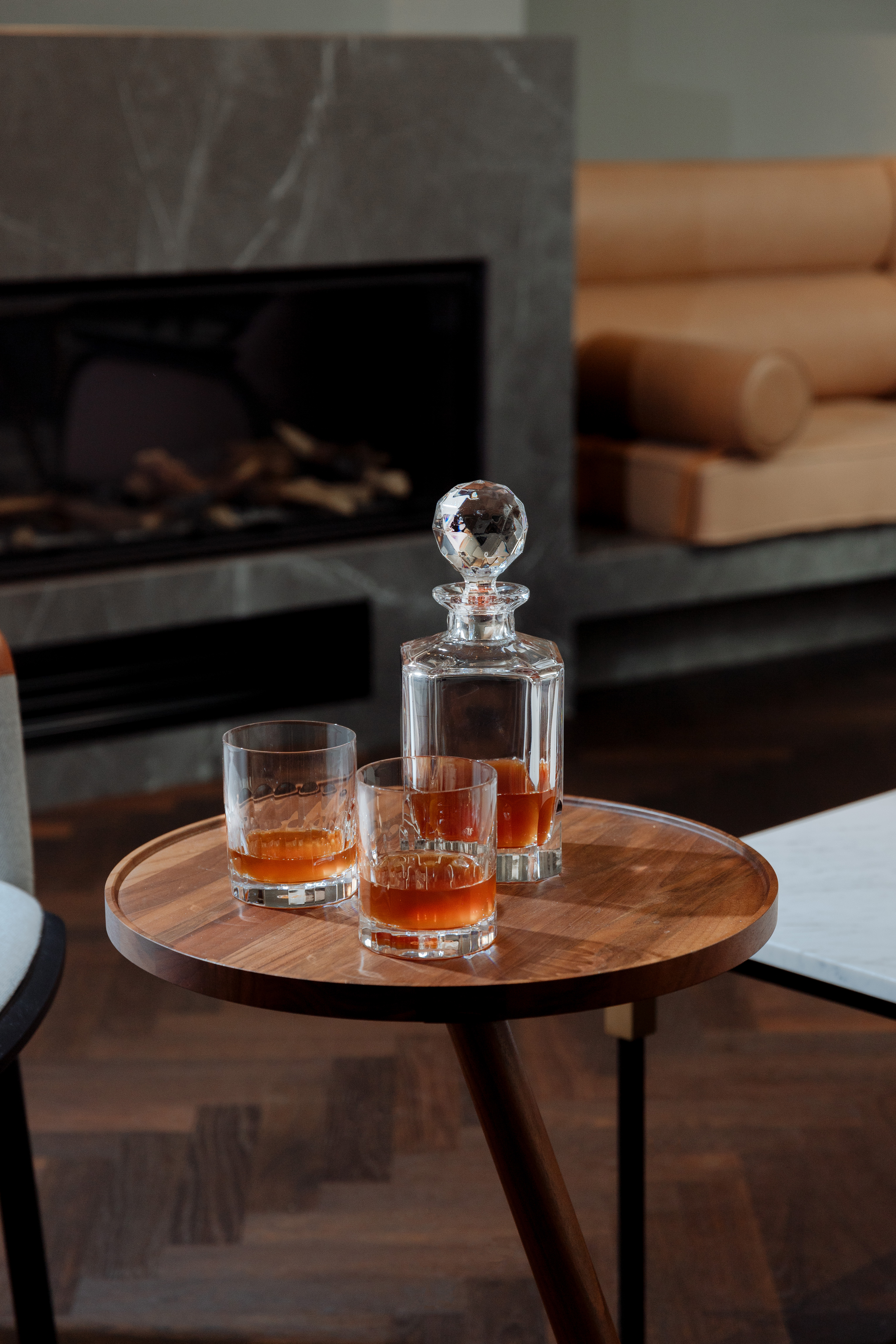 Ruckl-Rudolph-whisky-glass-tumbler-caraf